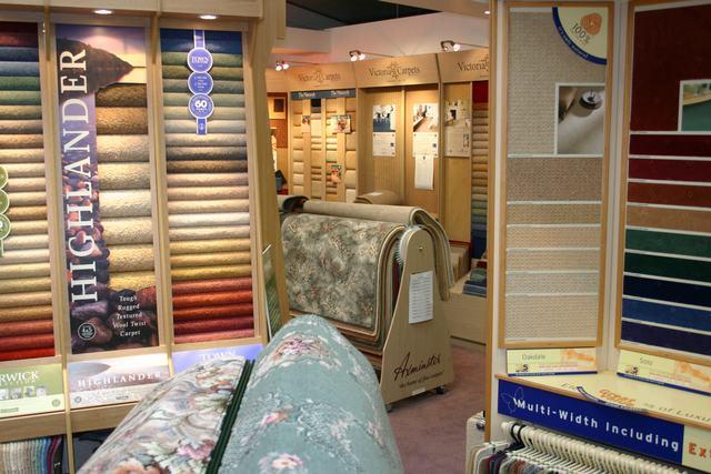 Showroom Mears Carpets